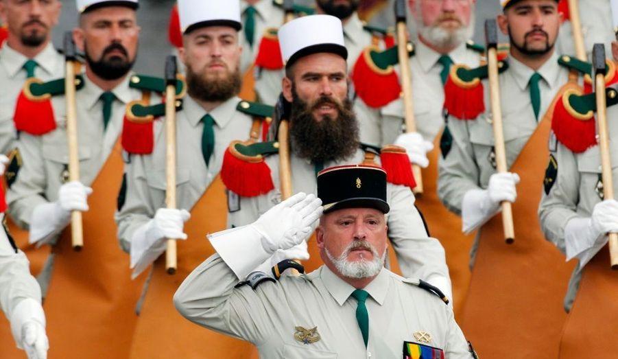 La Légion d'honneur française