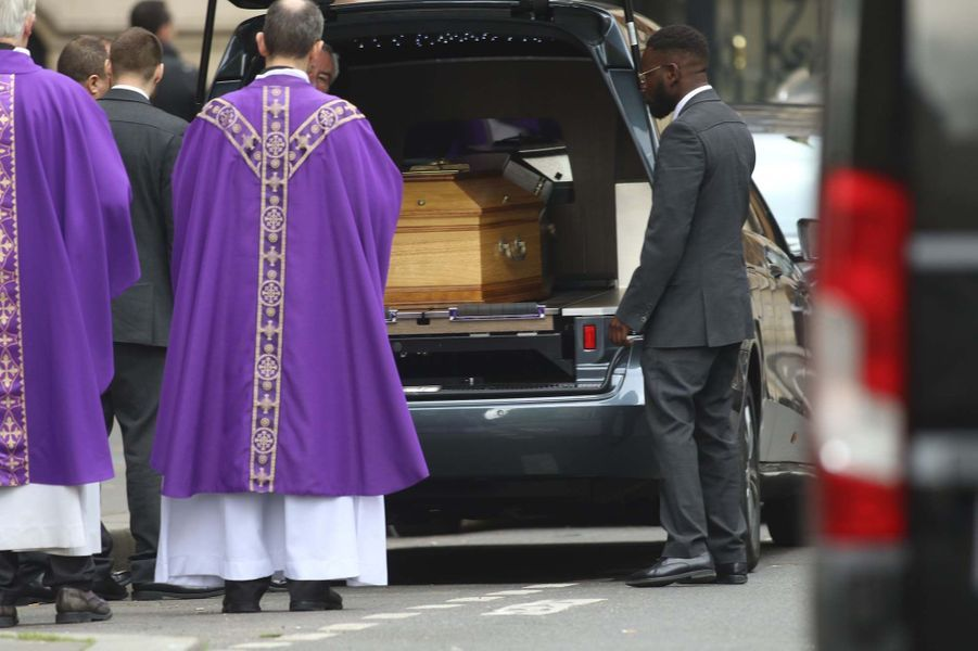 Le dernier adieu à Laurence Chirac