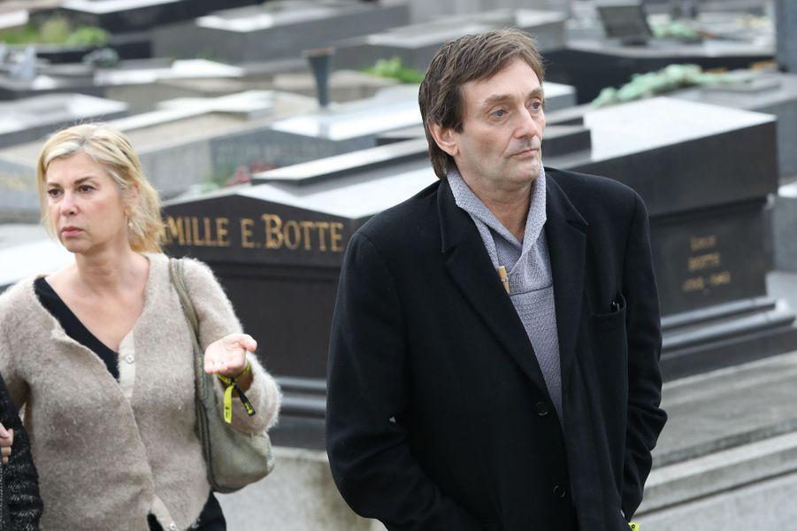 Pierre Palmade et Michèle Laroque