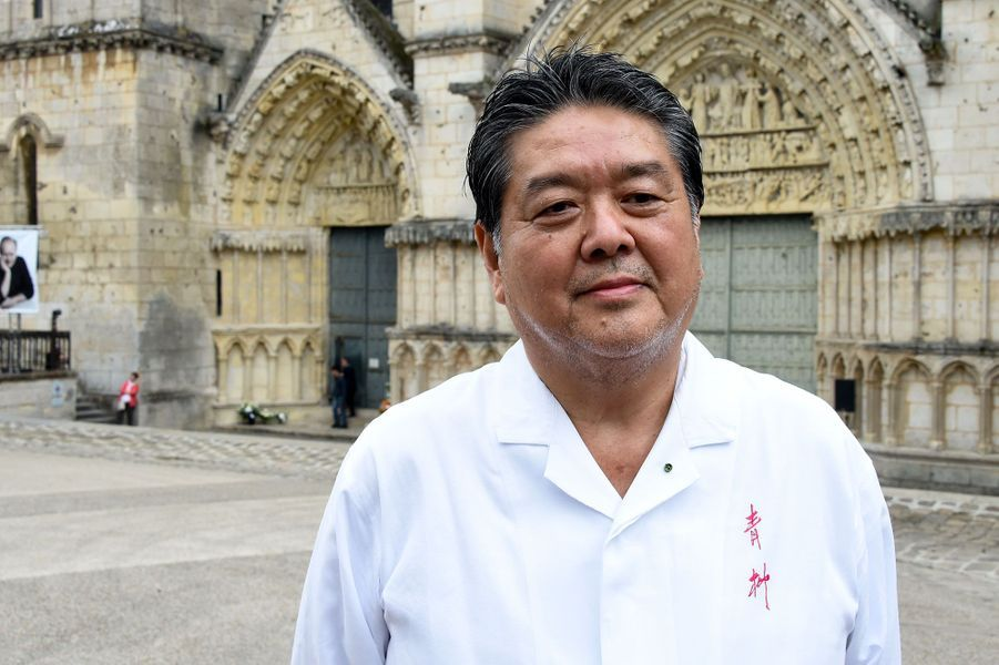 Le chef japonaisHirohisa Koyama