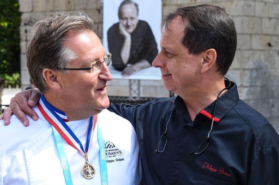 Philippe Gobet et Philippe Braun