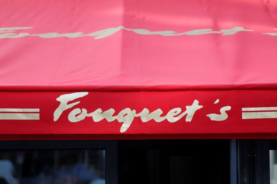 LeFouquet'sa rouvert ses portes samedi à quelques clients fidèles, avant une réouverture totale dimanche 14 juillet.