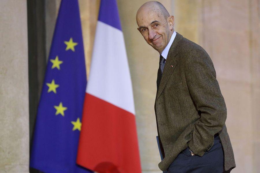 Légion d'honneur: ex-patron de la SNCF de 1996 à 2006, puis d'EADS (2007-2012), Louis Gallois, nommé grand officier.