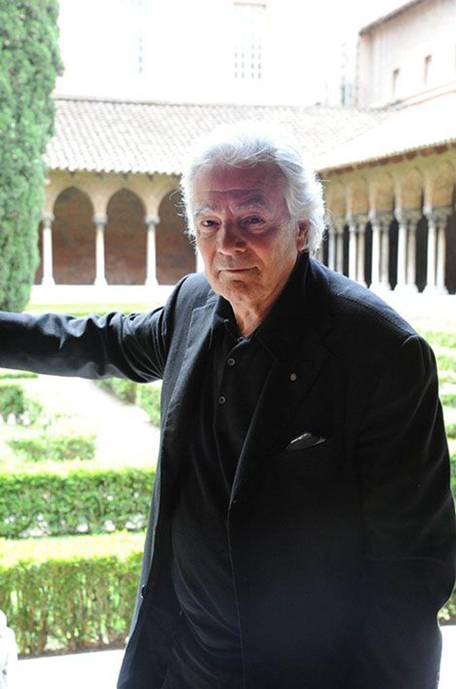 Légion d'honneur: l'acteur Pierre Arditi a été fait officier.