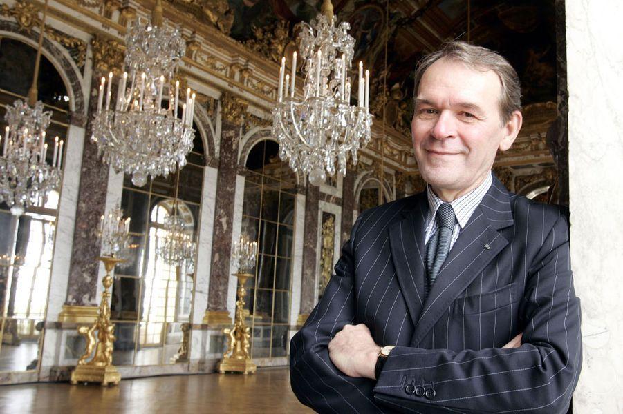Légion d'honneur: l'ancien ministre de la Culture Jean-Jacques Aillagon a été fait commandeur.
