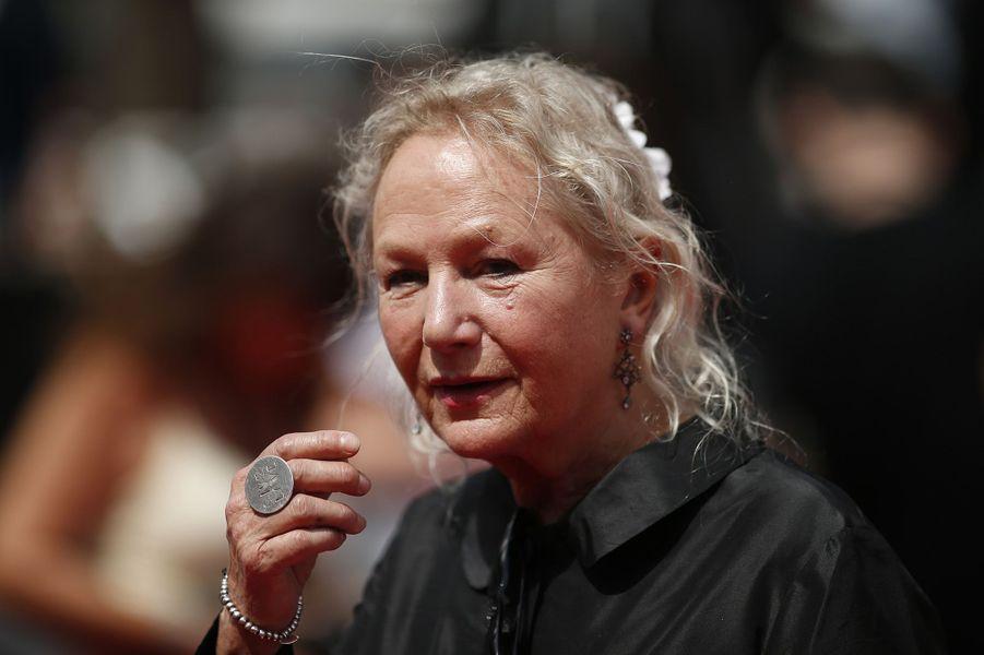 Légion d'honneur: la créatrice Agnès b. devient commandeur.
