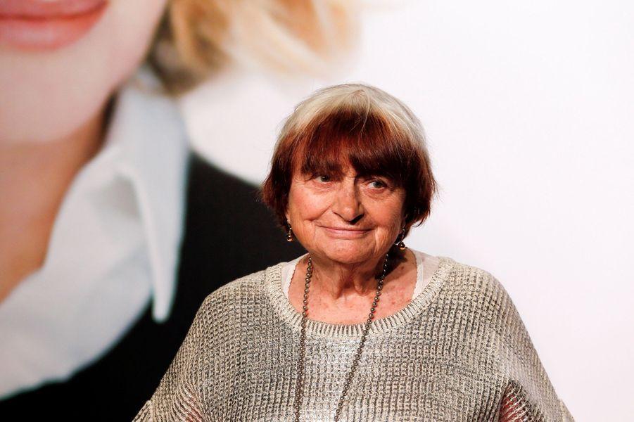 La cinéaste Agnès Varda (grand officier).