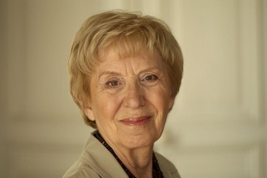 L'historienne et féministe Michelle Perrot(commandeur).
