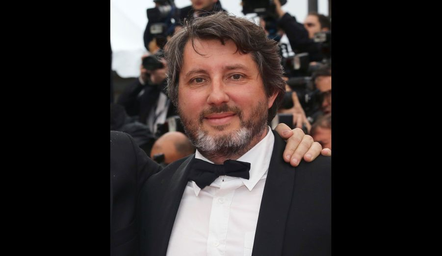 Bruno Podalydès, réalisateur, au grade de chevalier