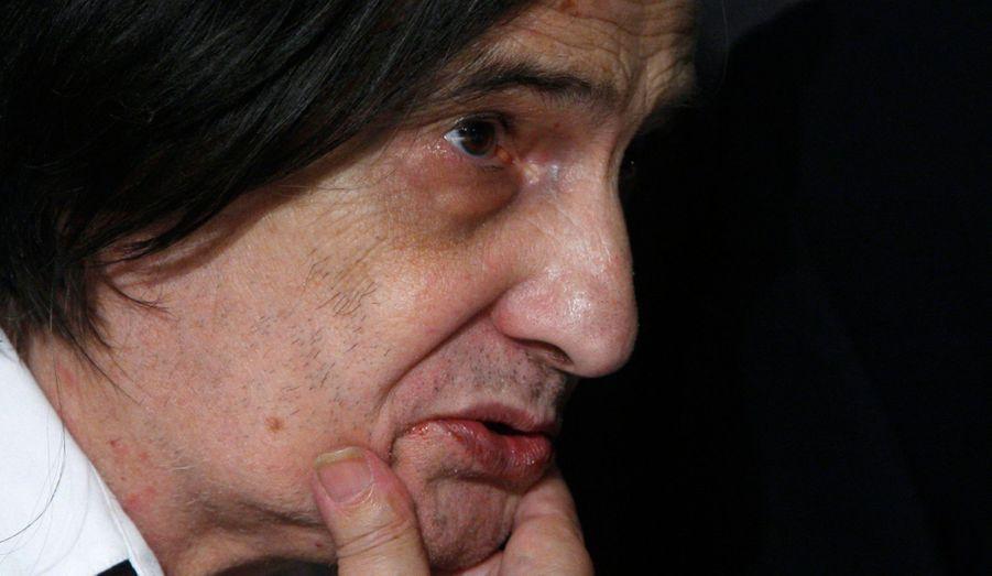 Jean-Pierre Léaud, comédien, au grade de chevalier