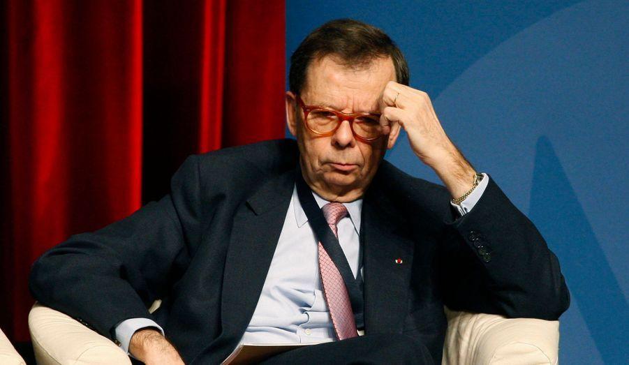 Louis Schweitzer, ancien patron de Renault, à la dignité de grand officier