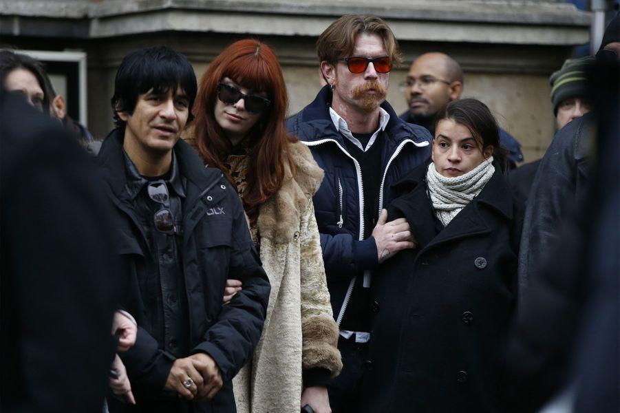 Les Eagles of Death Metal émus pour les hommages à Paris