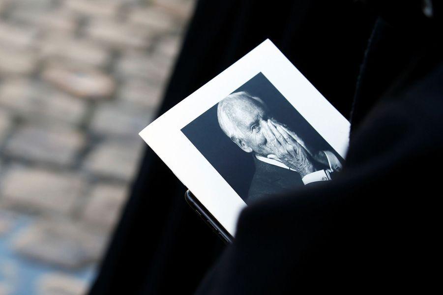 Hommage national à Jean d'Ormesson, décédé mardi à 92 ans.