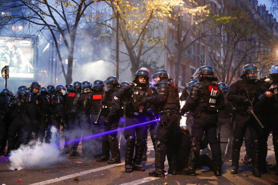 Manifestations Sécurité Globale Photos 12