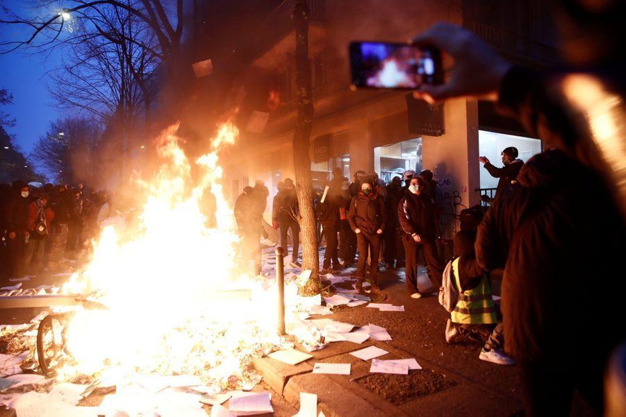 Manifestations Sécurité Globale Photos 13