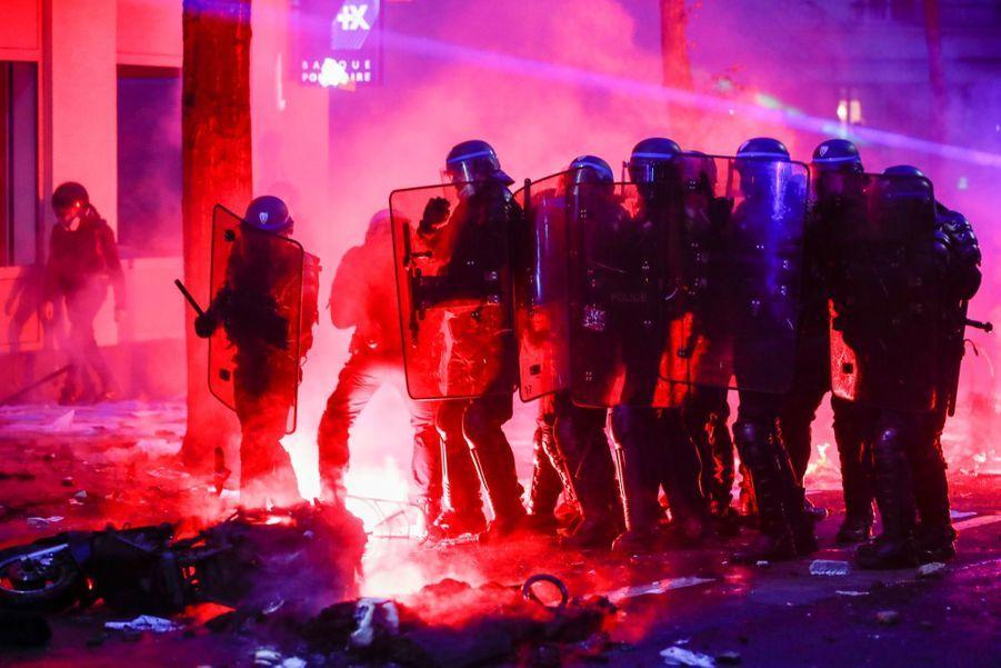 Manifestations Sécurité Globale Photos 14