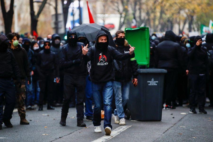 Manifestations Sécurité Globale Photos 16