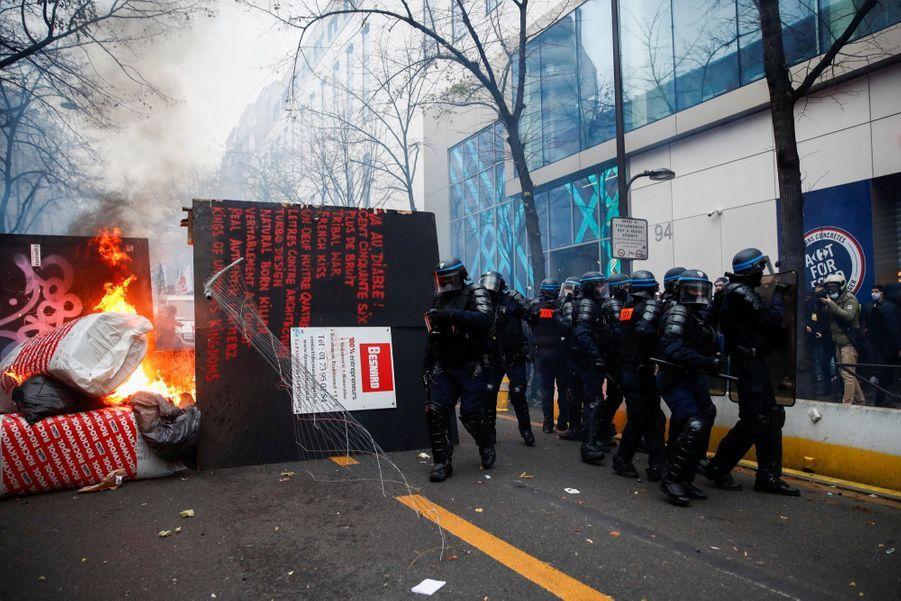 Manifestations Sécurité Globale Photos 5