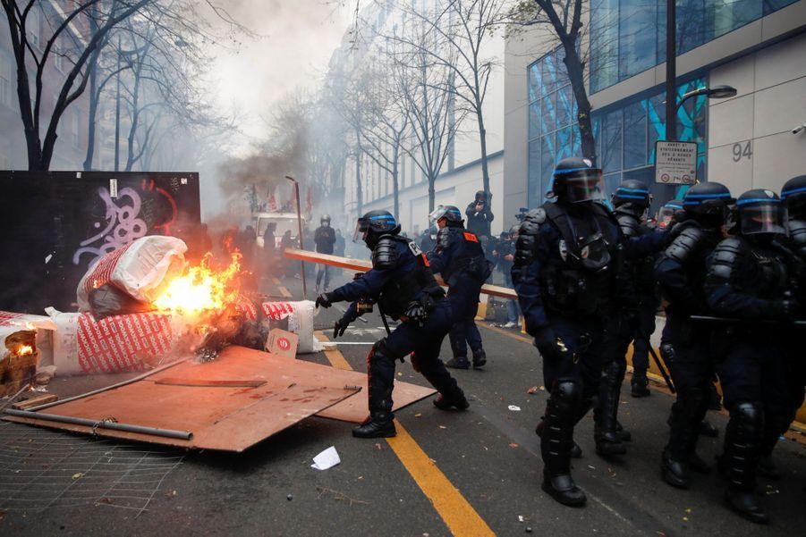 Manifestations Sécurité Globale Photos 6