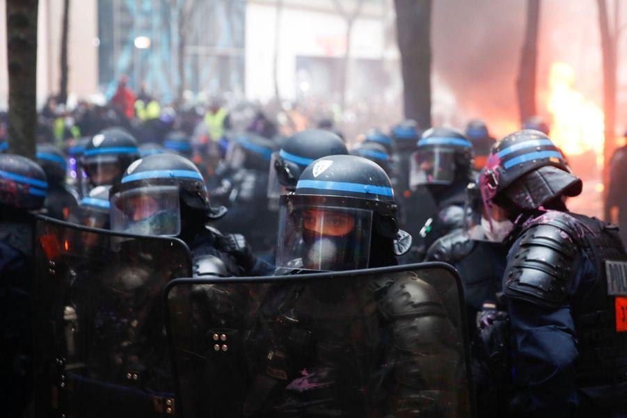 Manifestations Sécurité Globale Photos 8