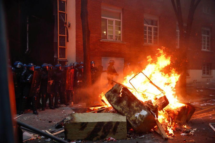 Manifestations Sécurité Globale Photos 9