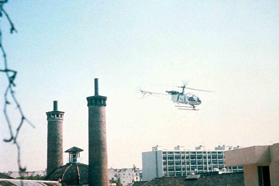 L'évasion deMichel Vaujour de la prison de la Santé, le 26 mai 1986.