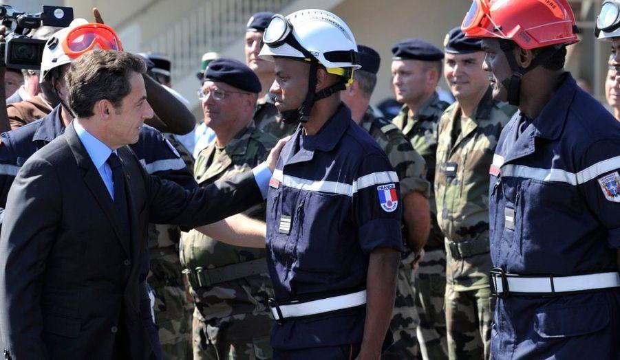 ... les personnels de police...