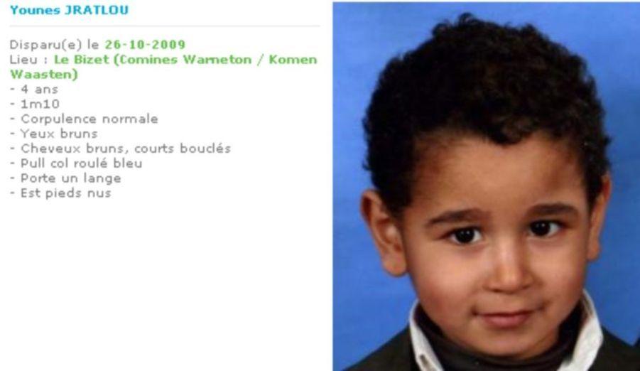 Le corps de Younes, 4 ans, disparu il y a deux semaines aurait été retrouvé mardi dans une rivière, près de son domicile.