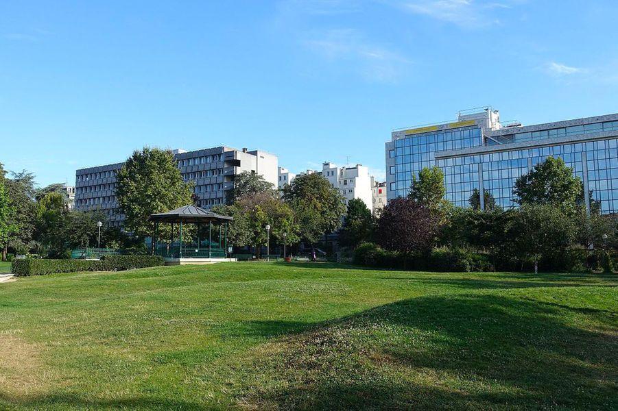 Le jardin Villemin (10e)