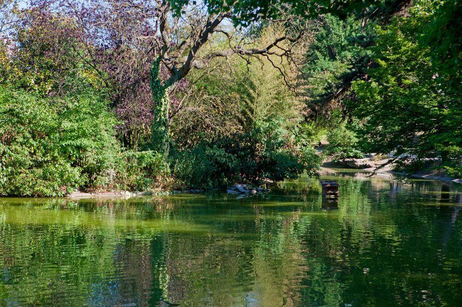 Le parc Montsouris (14e)