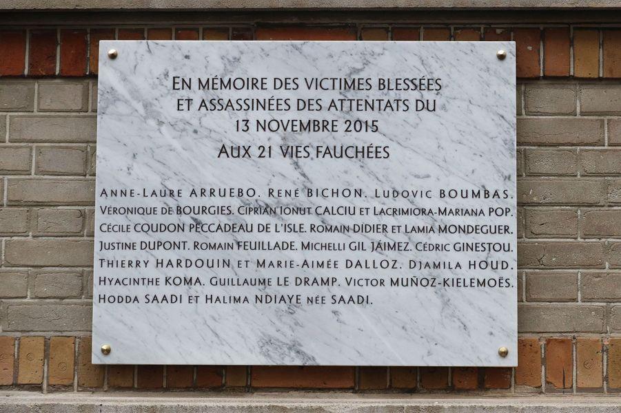 """A la """"Belle Equipe"""", où 21 personnes ont été tuées"""