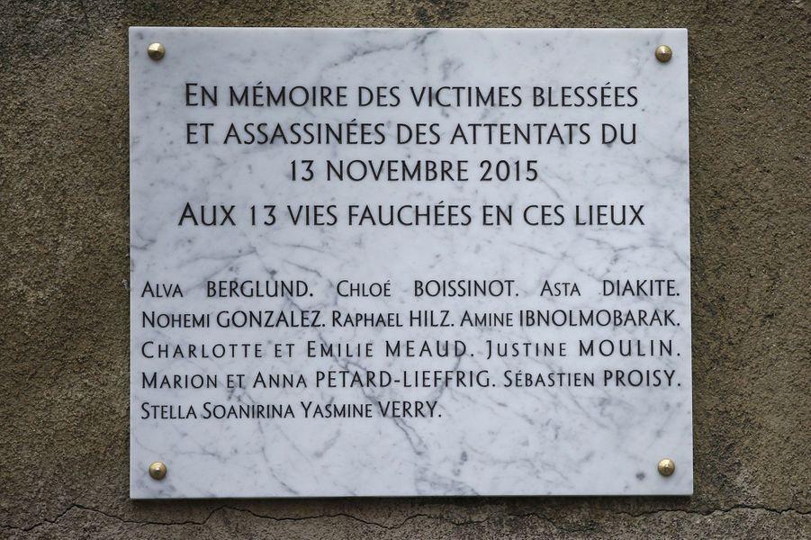 """Pour les victimes du """"Carillon"""" et du """"Petit Cambodge"""""""