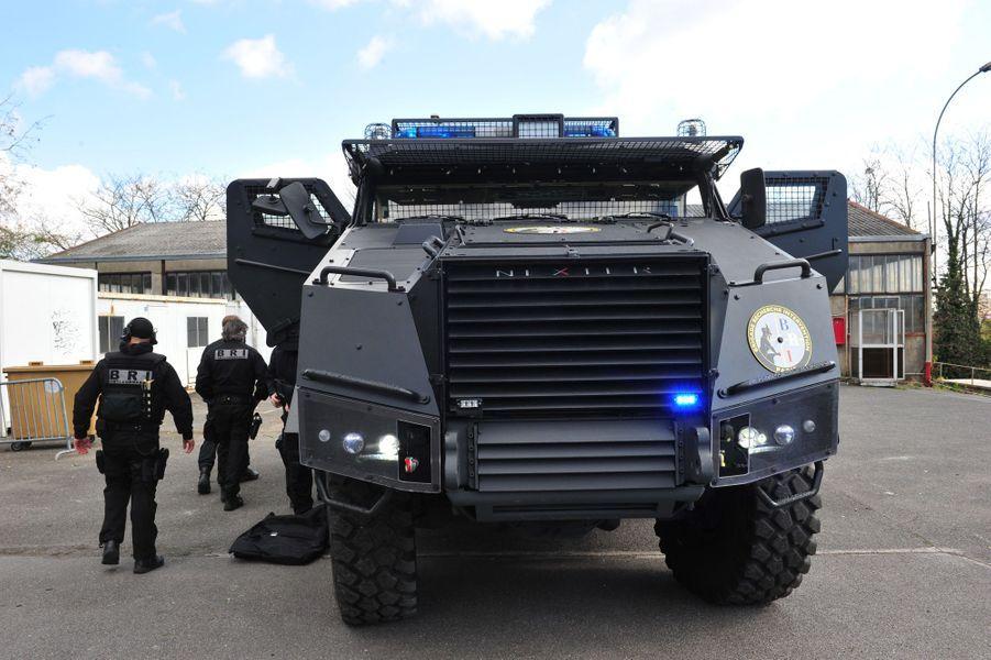 Titus, le nouveau véhicule pour les brigades d'intervention françaises