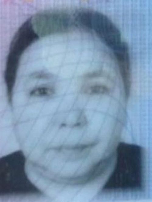 Fatima Charrihi, 60 ans, mère de sept enfants