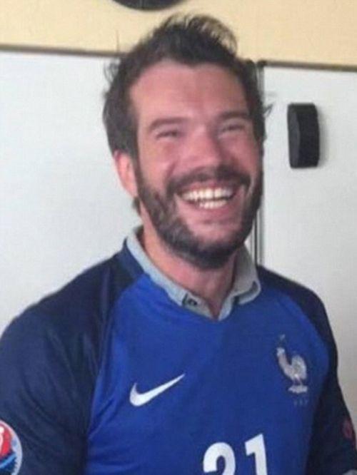 Michaël Pellegrini, 28 ans, professeur d'économie