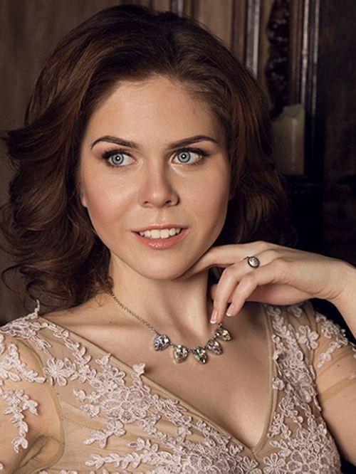 Viktoria Savchenko, étudiante, 21 ans