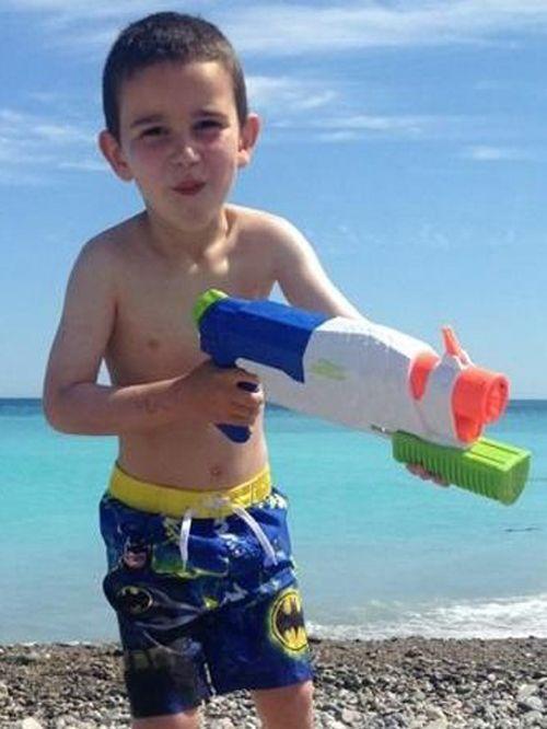 Yannis Coviaux, 4 ans