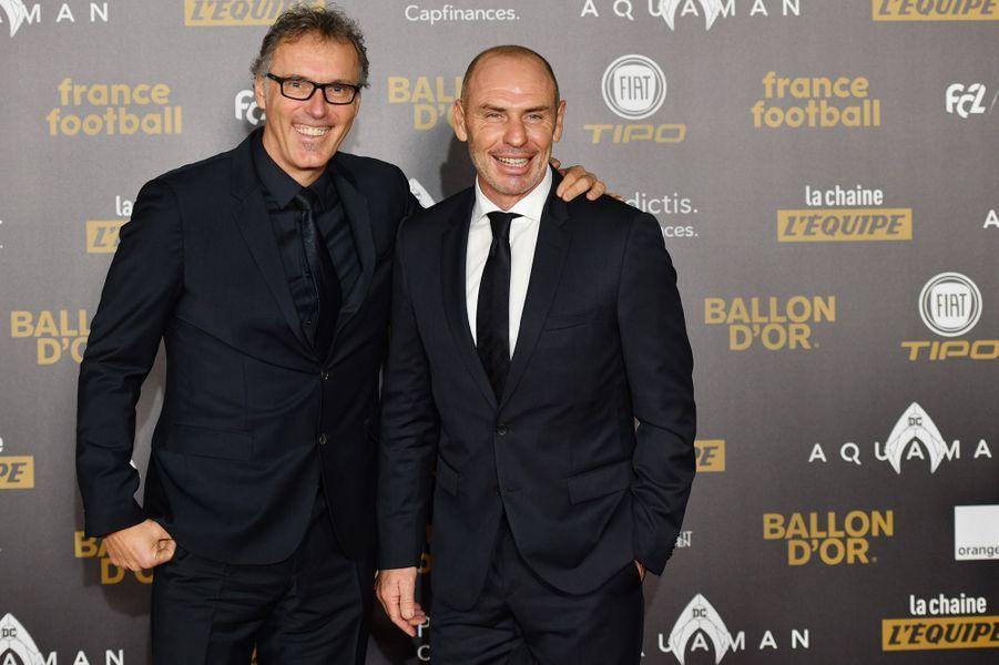 Laurent Blanc et Alain Boghossian