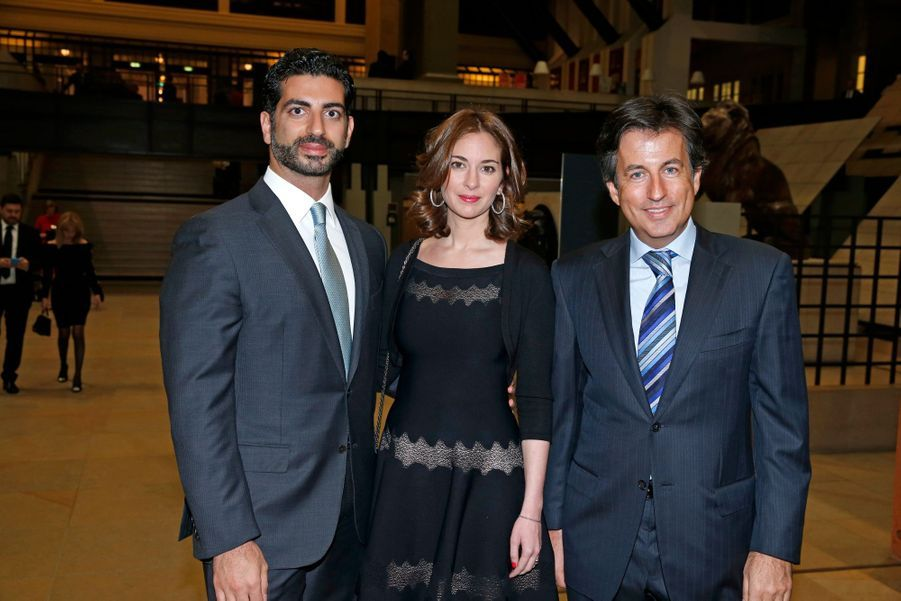 Fahd et Maya Hariri, CyriL Karaoglan.