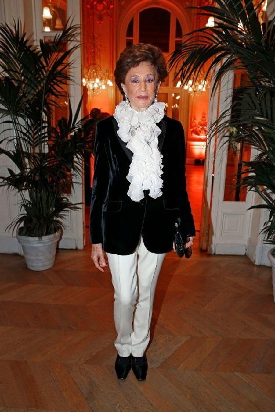 Jacqueline de Ribes.