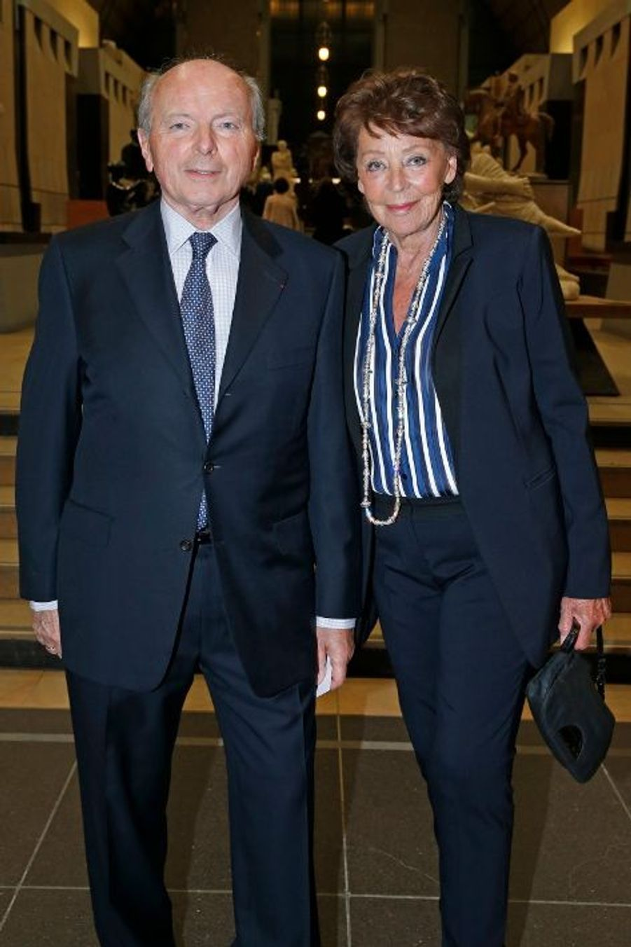 Jacques et Lise Toubon.