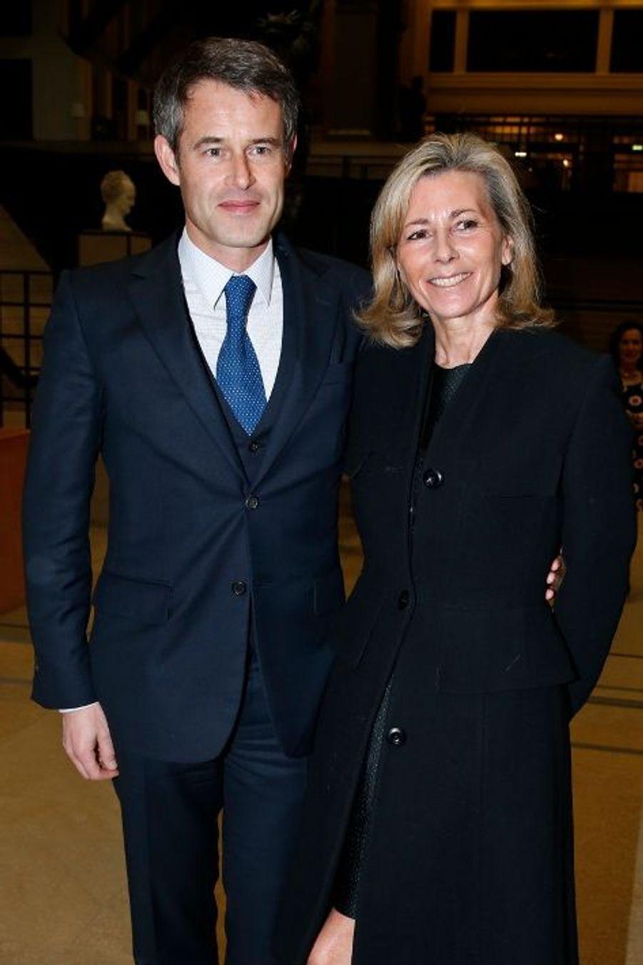 Philippe Mugnier, Claire Chazal.