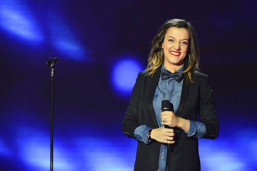Camille Lelouche (Equipe de Florent Pagny)