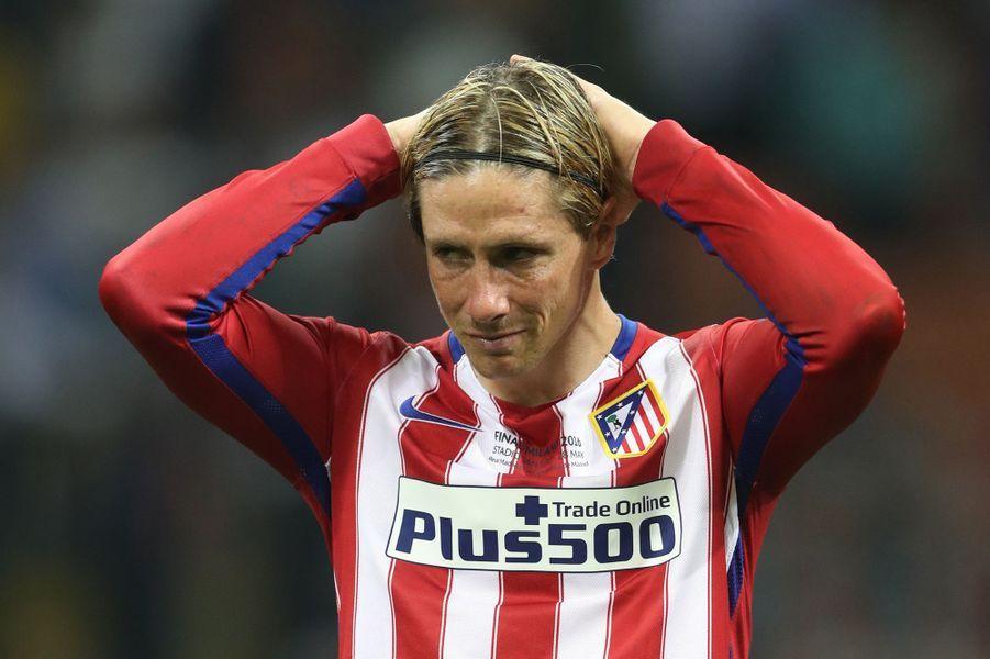 Attaquant: Fernando Torres (Espagne)