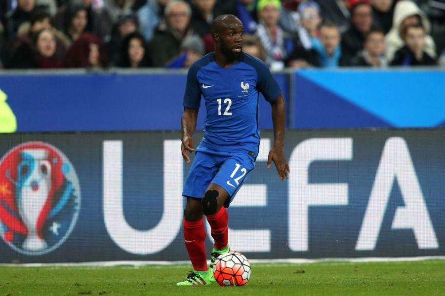 Milieu de terrain: Lassana Diarra (France)