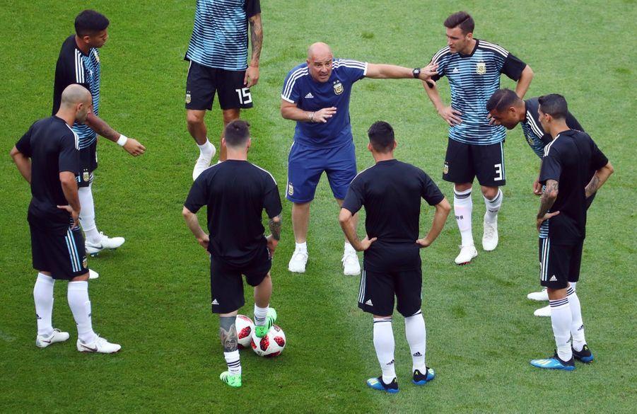 France Argentine : Le 8e De Finale De La Coupe Du Monde 2018 En Photos ( 10