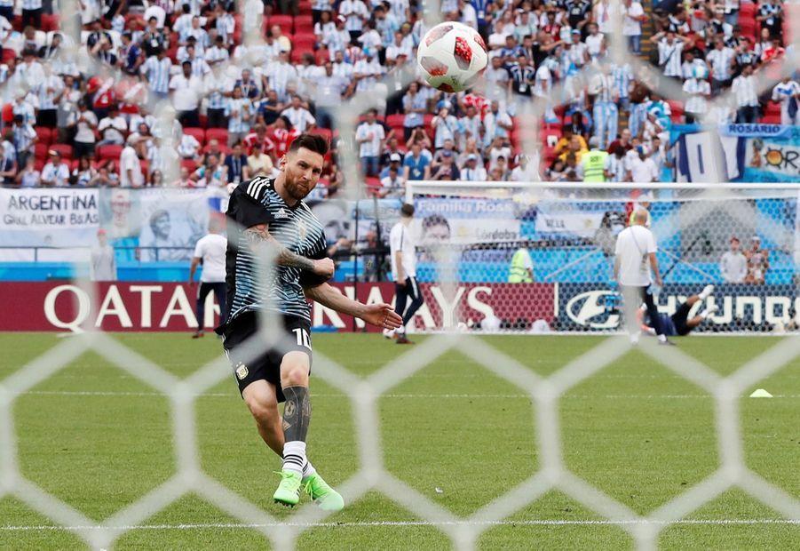 France Argentine : Le 8e De Finale De La Coupe Du Monde 2018 En Photos ( 14
