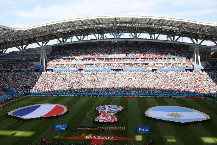France Argentine : Le 8e De Finale De La Coupe Du Monde 2018 En Photos ( 16