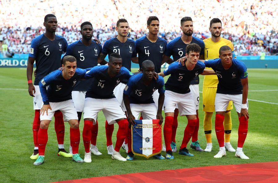 France Argentine : Le 8e De Finale De La Coupe Du Monde 2018 En Photos ( 17