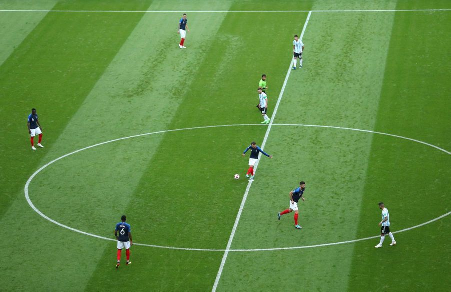 France Argentine : Le 8e De Finale De La Coupe Du Monde 2018 En Photos ( 18
